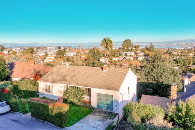 1661 Hull Drive, San Carlos, CA 94070