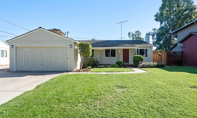 2136 Bel Air Avenue, San Jose, CA 95128