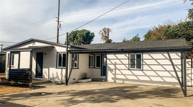 187 E E Washington Ave, El Cajon, CA 92020