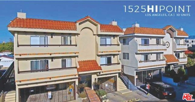 We are proud to present this beautifully remodeled property totaling 10 Condos located at 1525 Hi Point Street in Los Angeles, California. The property was built in 1990.This property is excellently upgraded and nearly turn-key in a fantastic rental pocket in the heart of Mid-City, just south of Pico Boulevard.1525 Hi Point St is condo mapped with individual APNs and sits on 8,498 square feet of land with 10,286 square feet of rentable area. 8 of 10 units have been fully renovated. All 10 units are two bed / two and a half bath and features individual meters for all utilities, in-unit washer & dryer and gated parking.