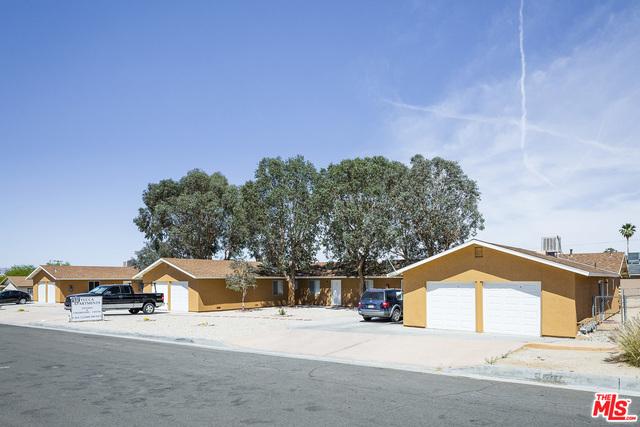 6321 YUCCA Avenue, 29 Palms, CA 92277
