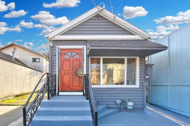 1055 Gilman Avenue, San Francisco, CA 94124