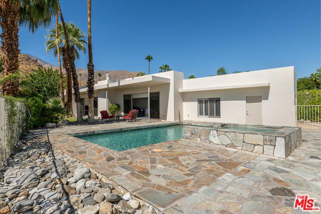 855 W Panorama Road, Palm Springs, CA 92262