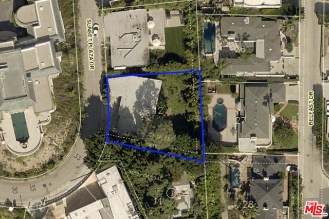 1450 SUNSET PLAZA Drive, Los Angeles, California 90069, 3 Bedrooms Bedrooms, ,4 BathroomsBathrooms,Single Family Residence,For Sale,SUNSET PLAZA,21683250