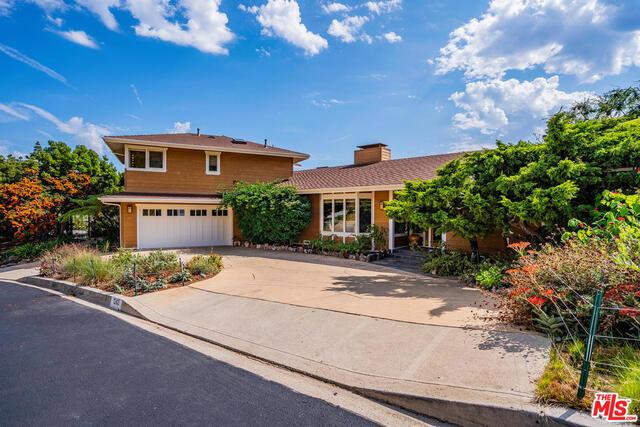 1243 LAS LOMAS Avenue, Pacific Palisades, CA 90272