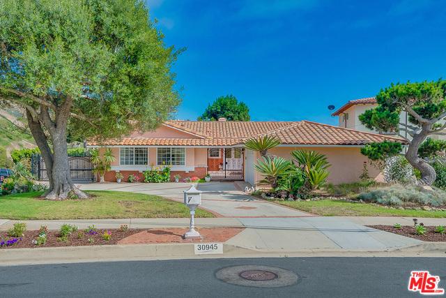 30945 RUE VALOIS, Rancho Palos Verdes, CA 90275