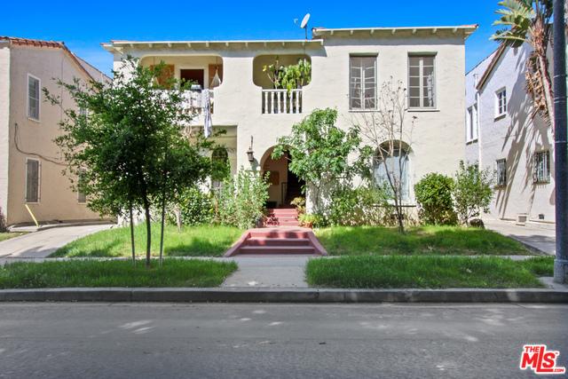 337 N CURSON Avenue, Los Angeles, CA 90036