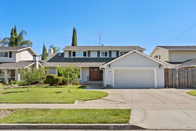 3588 Amber Drive, San Jose, CA 95117