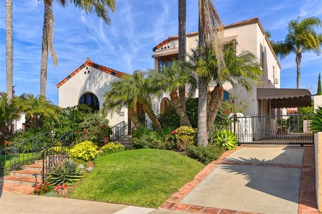 2334 HICKORY STREET, San Diego, CA 92103