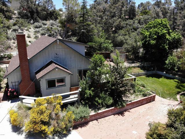 4100 N End Drive, Frazier Park, CA 93225