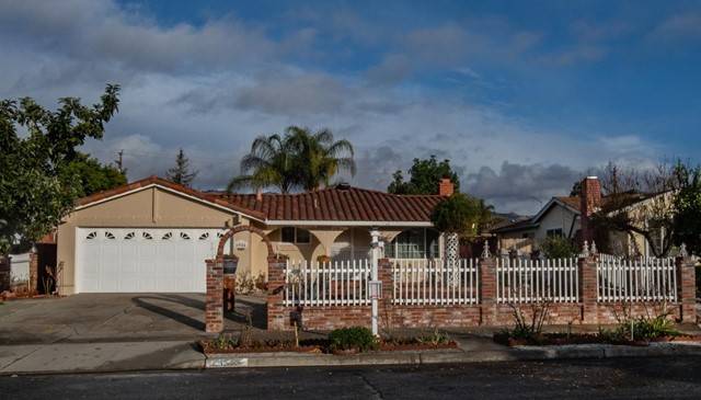 2954 Rossmore Lane, San Jose, CA 95148