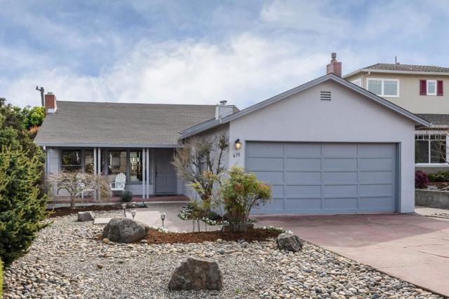 635 Cuesta Avenue, San Mateo, CA 94403
