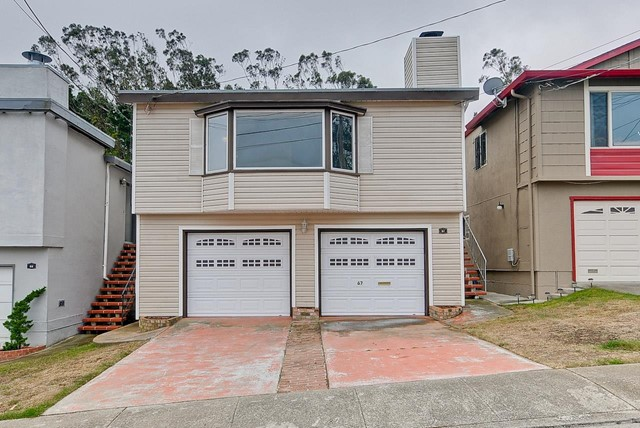 67 Alta Vista Way, Daly City, CA 94014