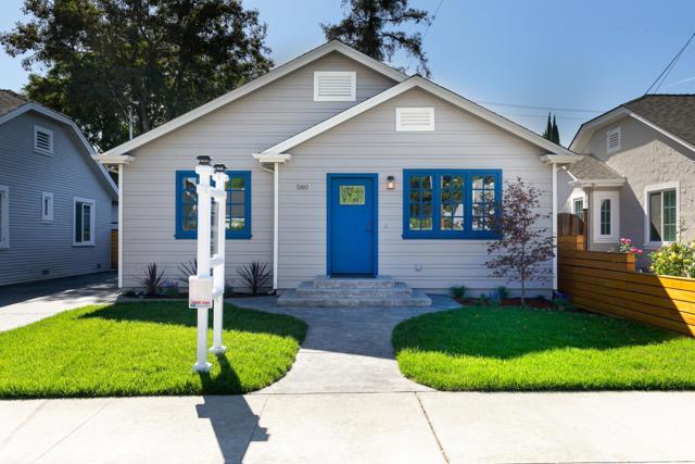 580 Park Court, Santa Clara, CA 95050