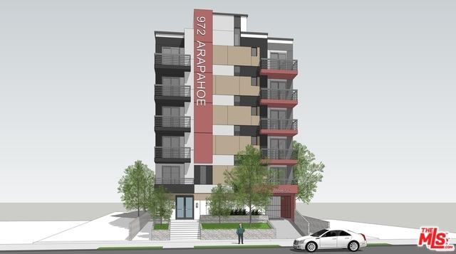 972 ARAPAHOE Street, Los Angeles, CA 90006