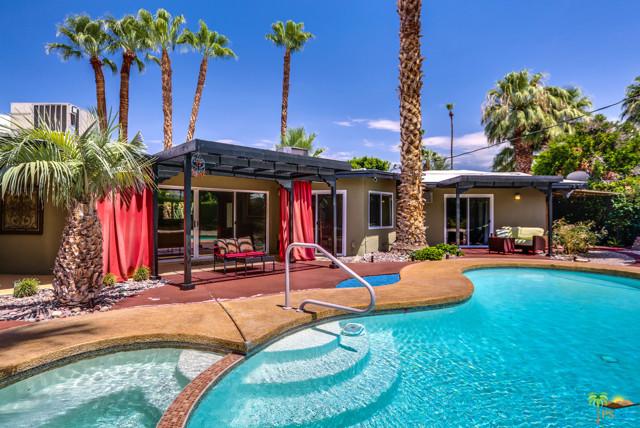 1685 E Avenida Olancha, Palm Springs, CA 92264