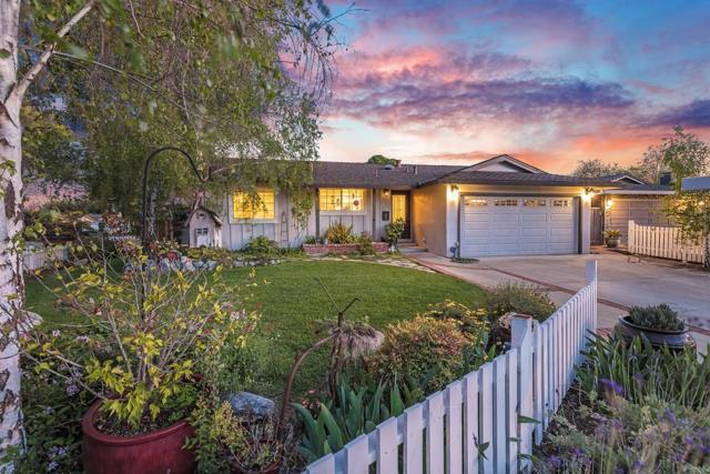 1366 Santa Fe Drive, San Jose, CA 95118