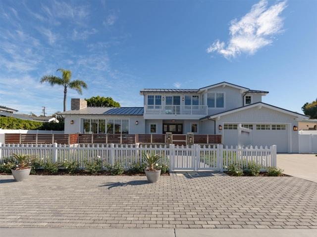 826 Seabright Lane, Solana Beach, CA 92075