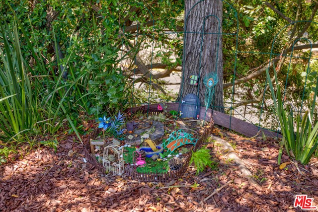 Fairy House # (Not included :)