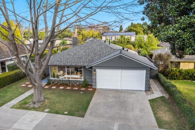 579 Jackson Drive, Palo Alto, CA 94303