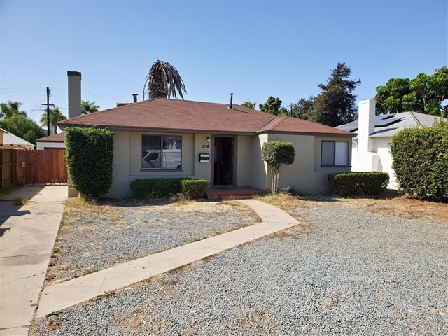 234 Fourth Avenue, Chula Vista, CA 91910