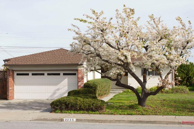 2239 Bermuda Drive, San Mateo, CA 94403