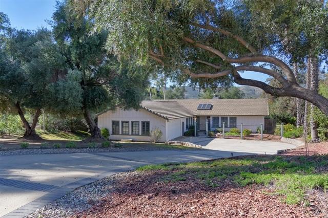 16220 Swartz Canyon Road, Ramona, CA 92065
