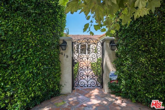 419 N ORLANDO Avenue, Los Angeles, CA 90048