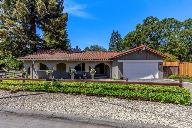 1242 Gronwall Lane, Los Altos, CA 94024