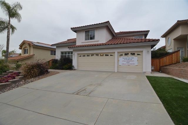 3031 Golf Crest Ridge Rd, El Cajon, CA 92019