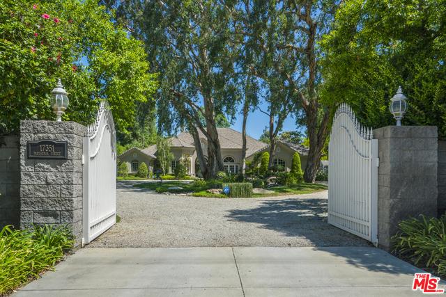 17351 PARTHENIA Street, Sherwood Forest, CA 91325