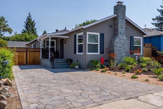 1415 Greenwood Avenue, San Carlos, CA 94070