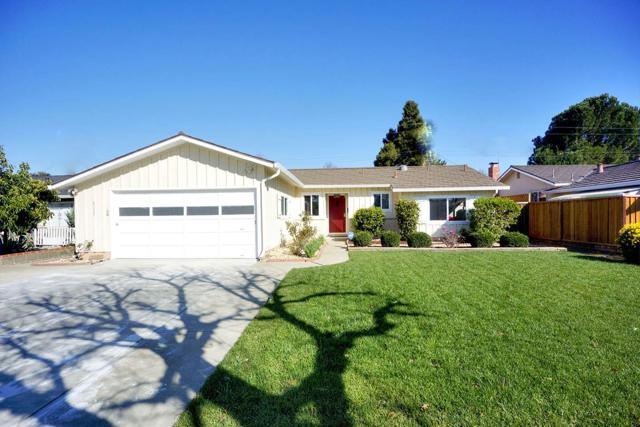 4327 Manzanita Drive, San Jose, CA 95129