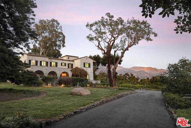 630 Hot Springs Rd, Santa Barbara, CA 93108 Photo