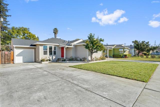 1342 Forrestal Avenue, San Jose, CA 95110