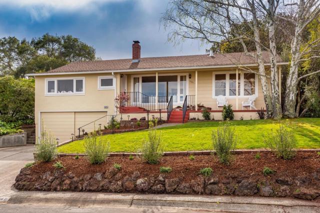 1541 Los Montes Drive, Burlingame, CA 94010
