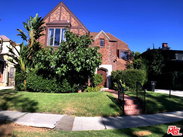 334 N MANSFIELD Avenue, Los Angeles, CA 90036