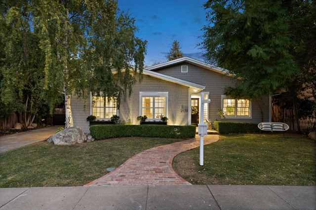 2139 Greenwood Avenue, San Carlos, CA 94070