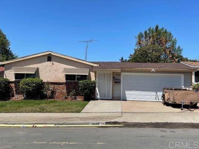1444     Braddock Street, San Diego CA 92114