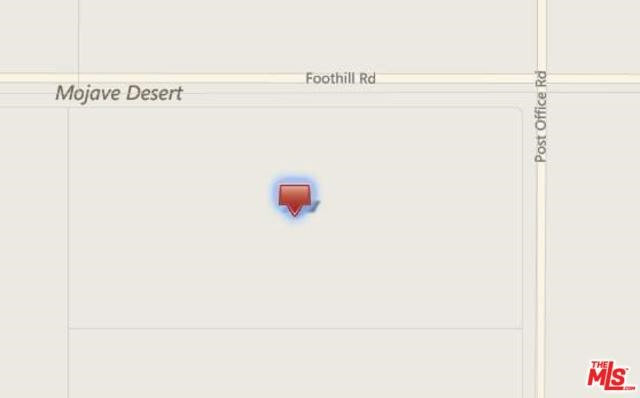 0 Foothill Rd, Lucerne Valley, CA 92356 Photo 1