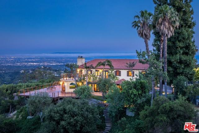 2652 WESTRIDGE Road, Los Angeles, CA 90049