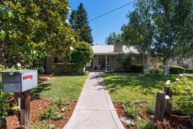 780 Magnolia Street, Menlo Park, CA 94025