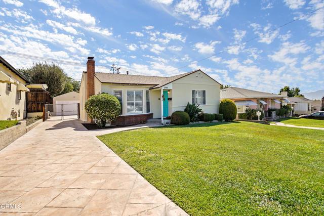 2500 N Lamer Street, Burbank, CA 91504