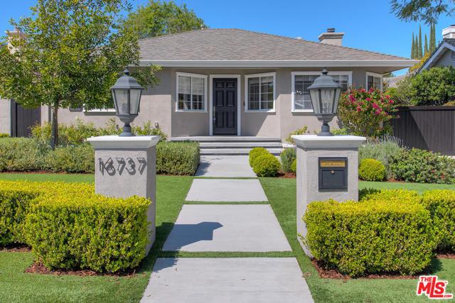 16737 MORRISON Street, Encino, CA 91436