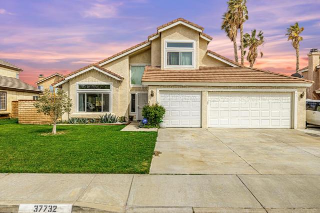 37732 Duffel Street, Palmdale, CA 93552