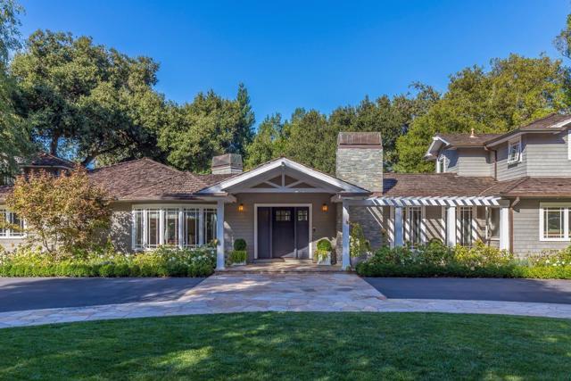 248 Greenoaks Drive, Atherton, CA 94027