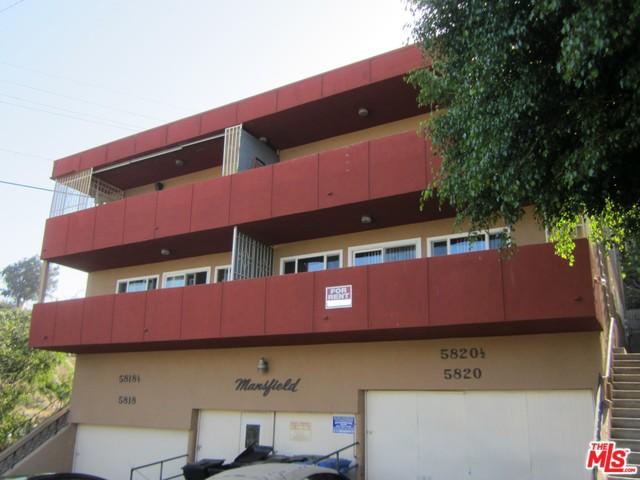 5818 S MANSFIELD Avenue, Los Angeles, CA 90043