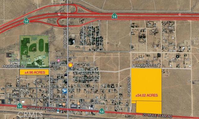 0 20 Mule Team Road, Boron, CA 93516