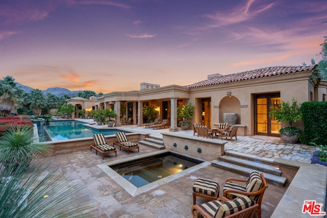 .67 Acre Private Gated Desert Dream Entertainer's Compound w Guest Homes