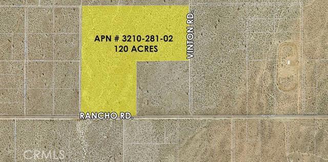 0 Rancho Road, Adelanto, CA 92301